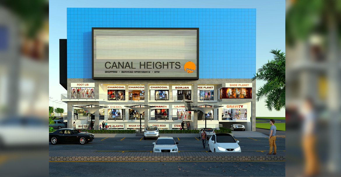 Canal Heights